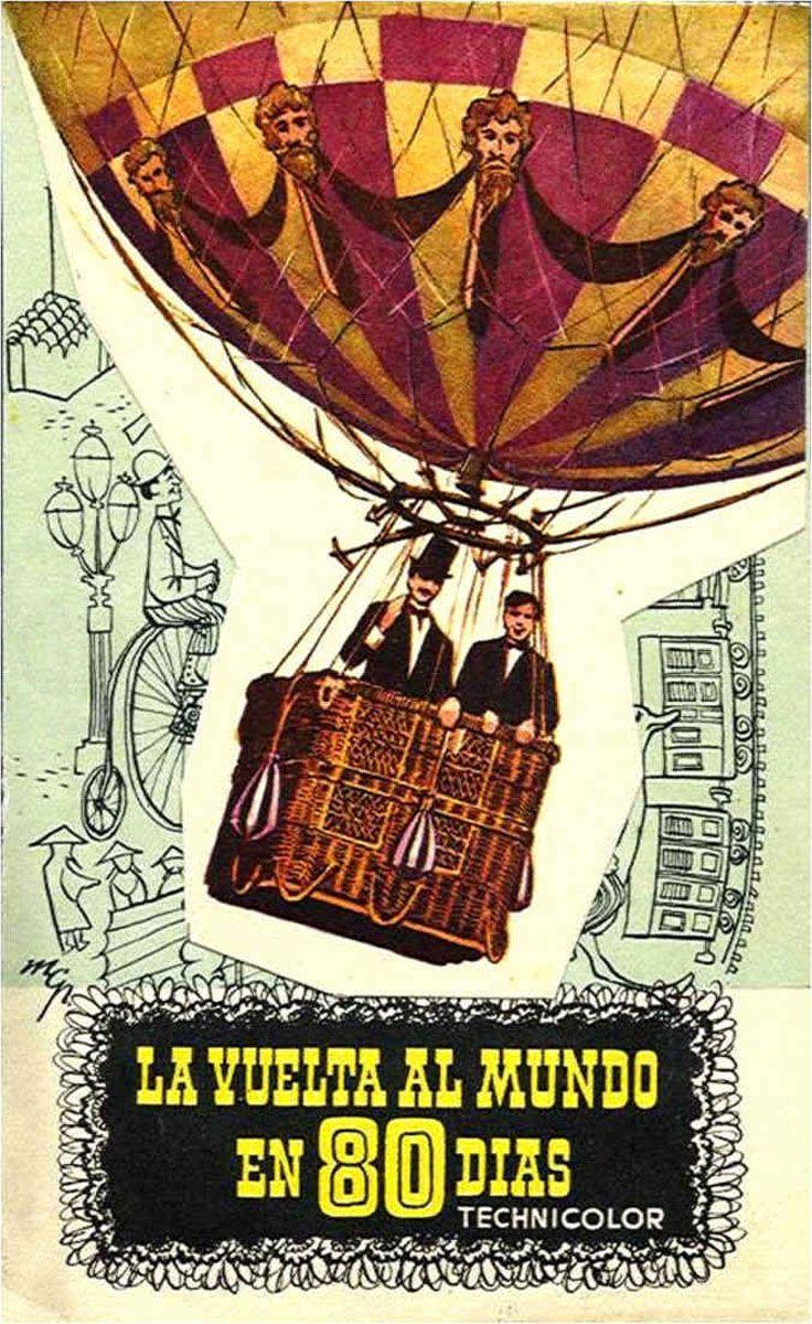 Around The World In 80 Days 1956