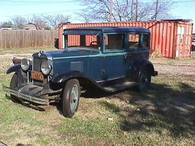 1929 Chevrolet Original Four Door for sale | Hemmings Motor News