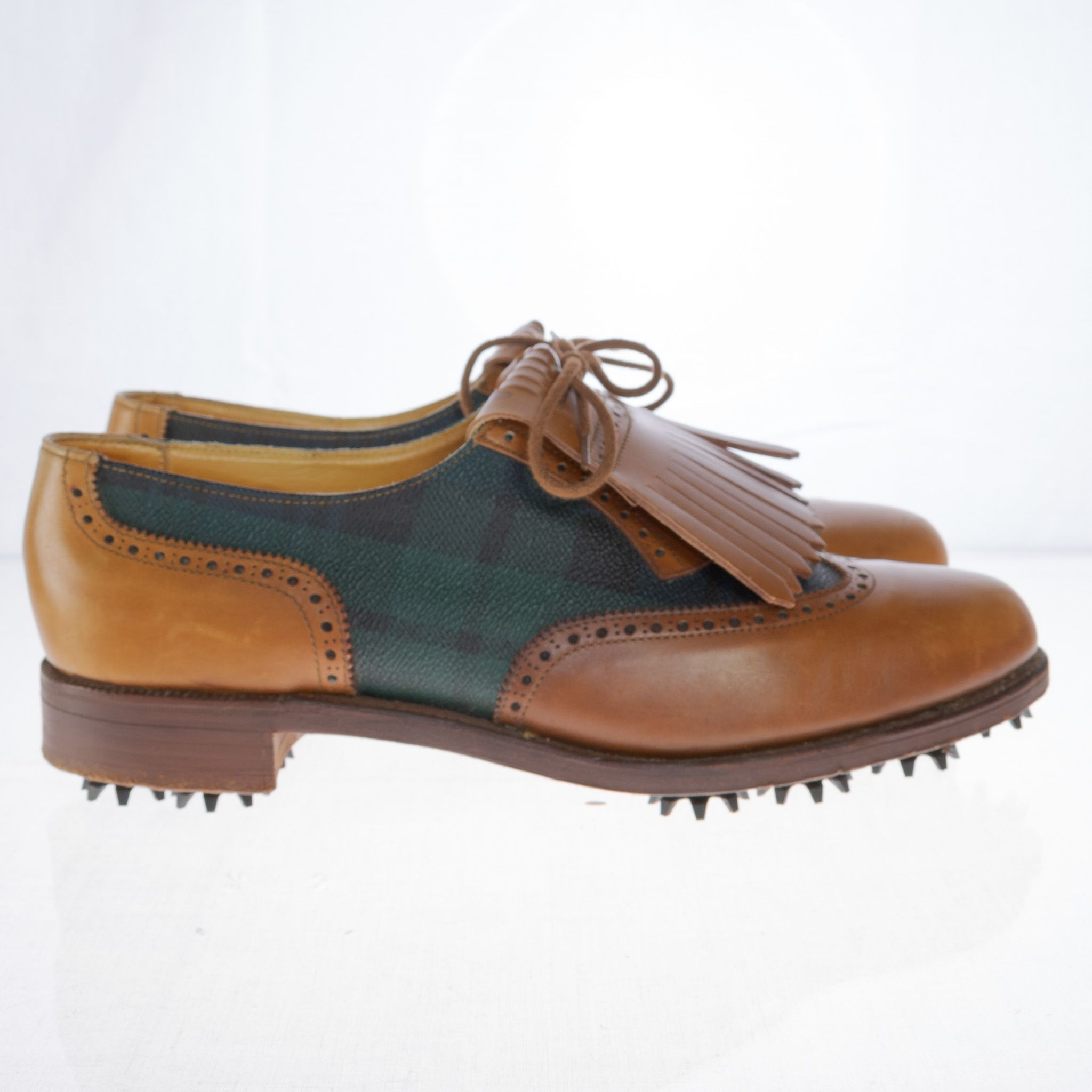 Polo Ralph Lauren Leather Golf Shoes