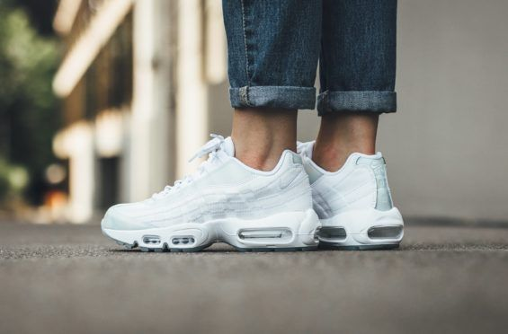 The Nike Air Max 95 White Ice Is Summer Essential | Nike