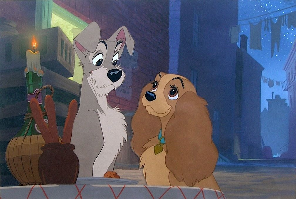 Pin By Beth On Illustrative Art Lady And The Tramp Art Comic Art