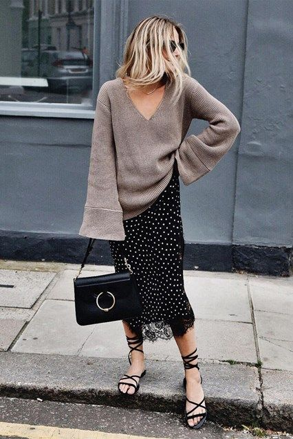 15 autumn winter 2016 outfit ideas that you can copy today from Instagram style stars on Glamour.com