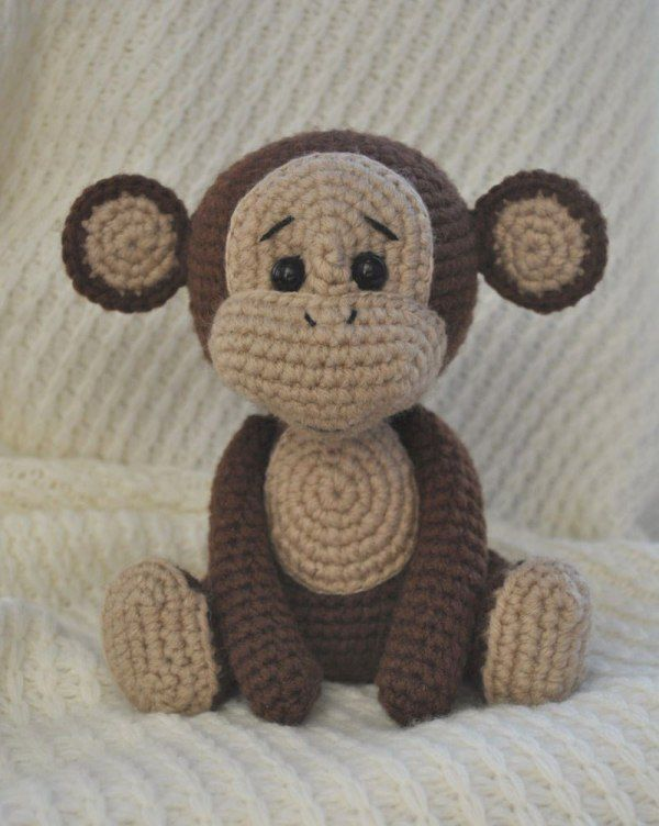 Naughty monkey amigurumi pattern - Amigurumi Today ...