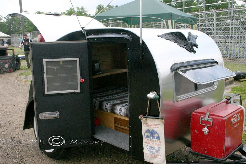 Teardrop Trailers For Sale Craigslist Saw This Tear Drop Which