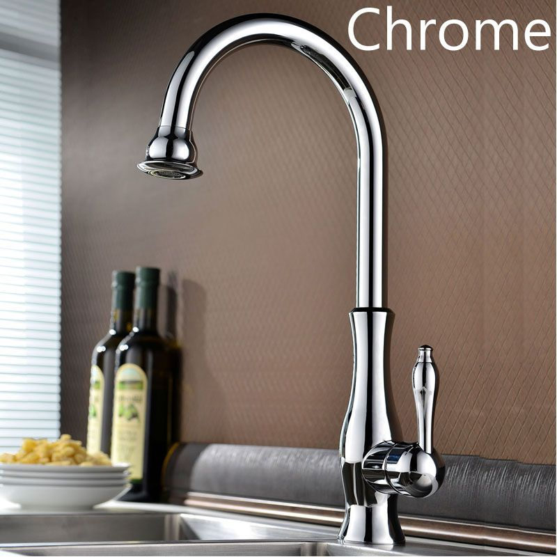 High End Kitchen Tap Single Handle Kitchen Sink Faucet Faucet