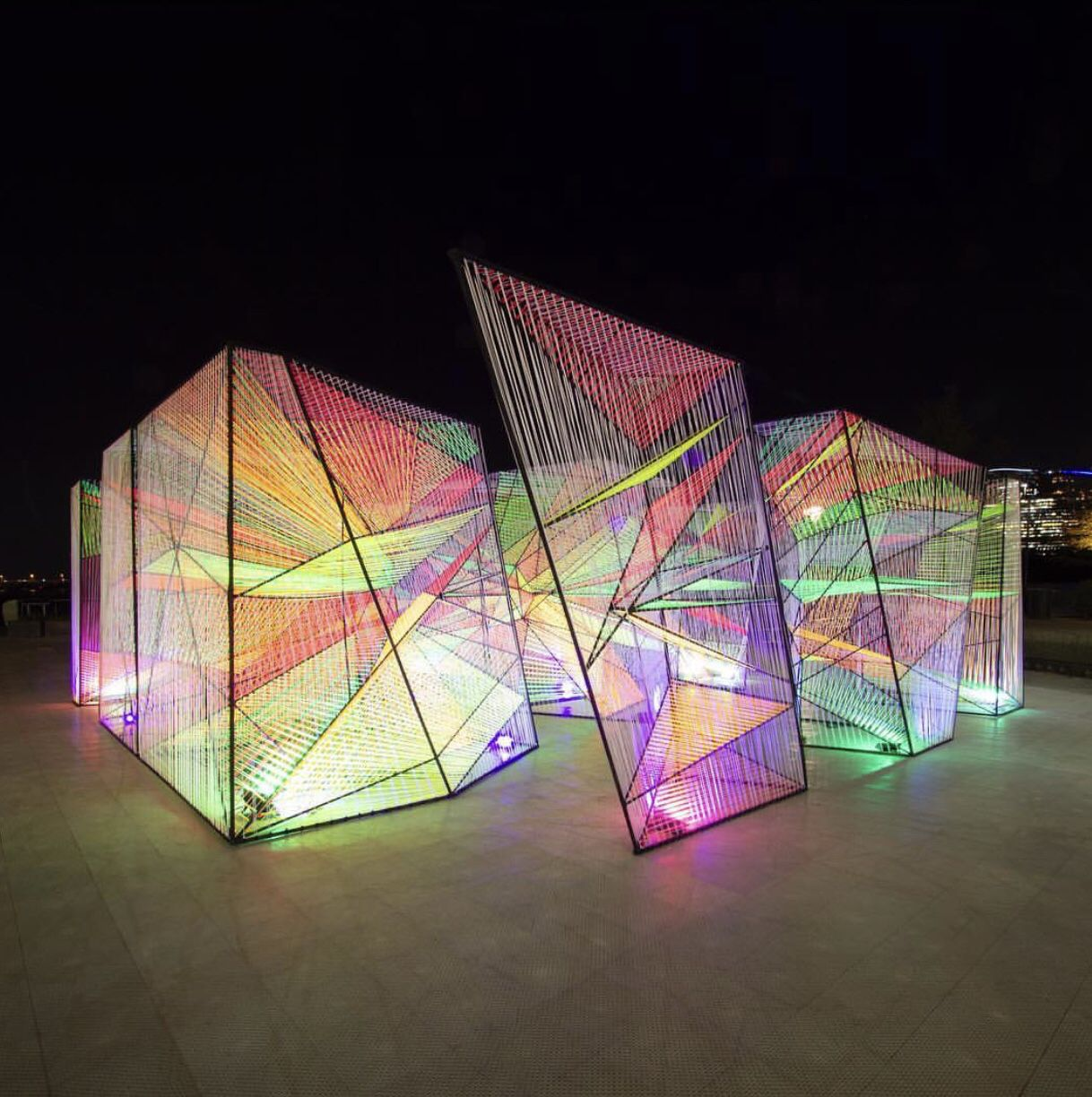 Exhibition Light D Model : Wed like to highlight #georgetownglow the regions only curated