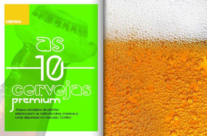 10 cervejas premium