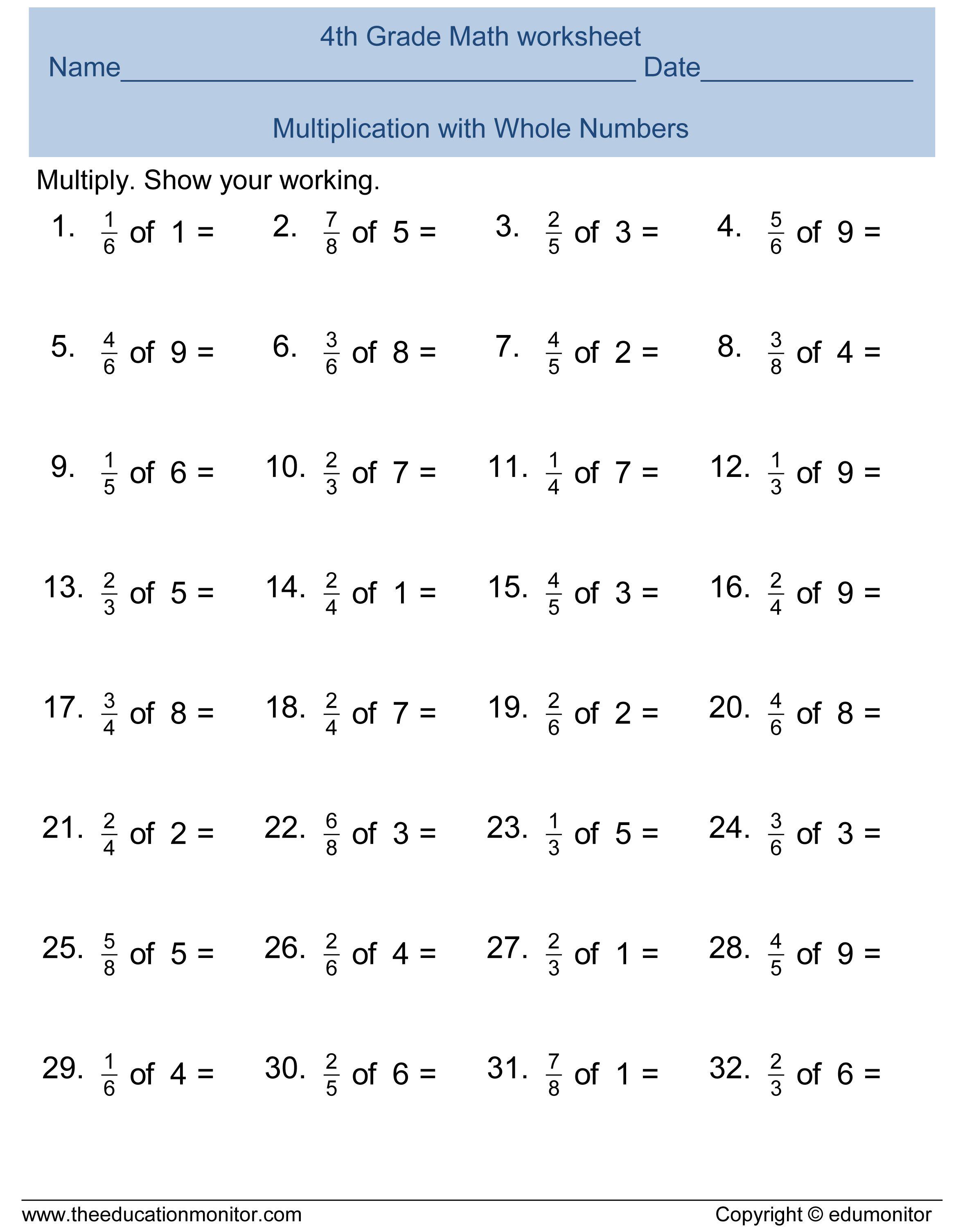 https://dubaikhalifas.com/multiplying-fractions-worksheet-grade-4-awesome-worksheet/ [ 91 x 3012 Pixel ]