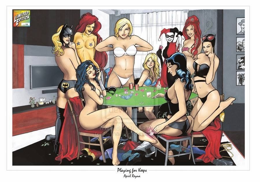 Adult Flash Strip Poker
