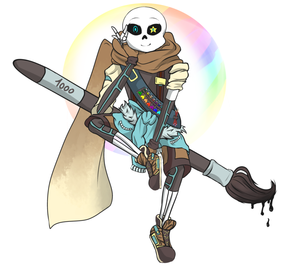 Ink!Sans. by Valandria | Undertale | Pinterest