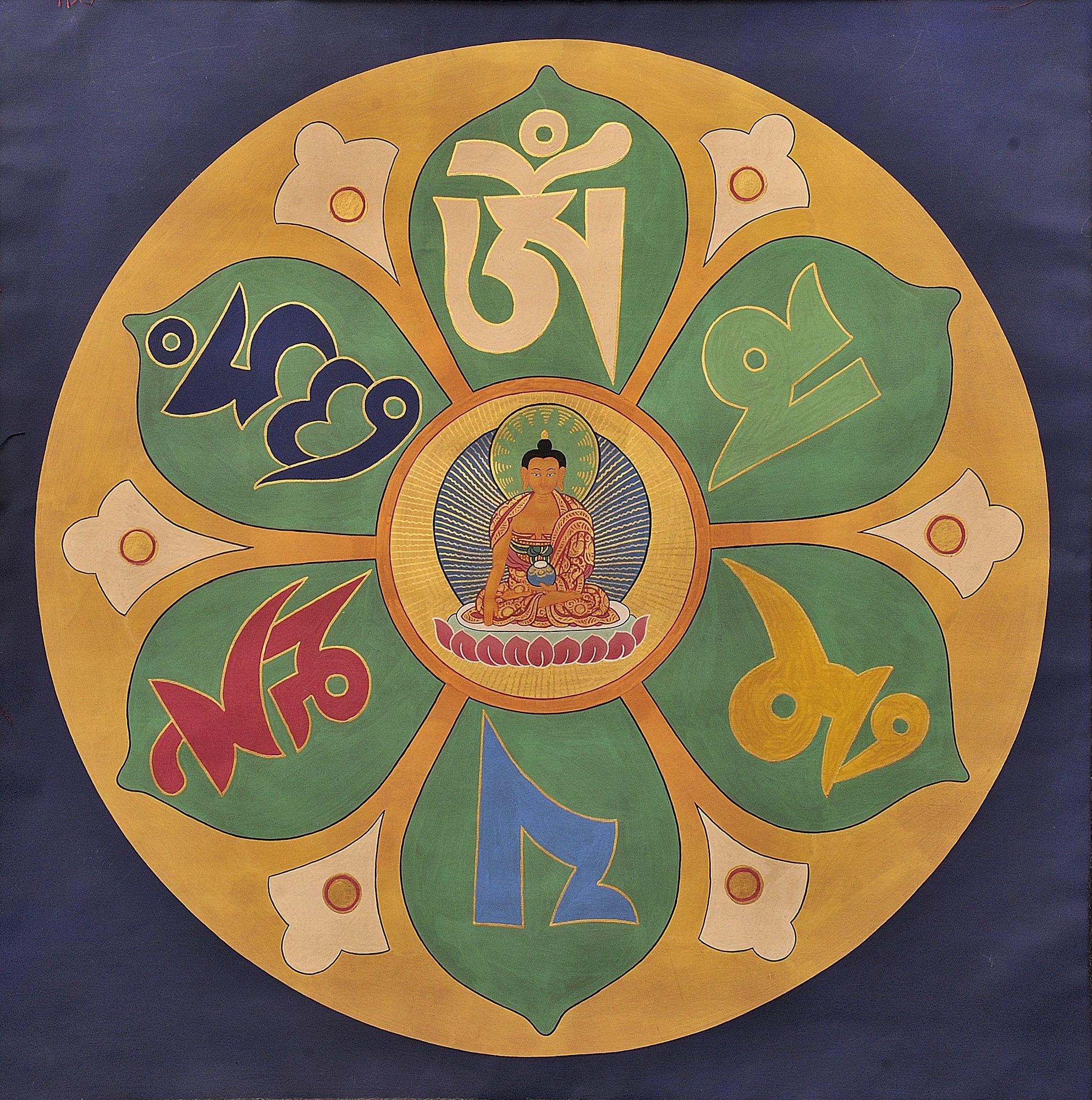 Buy Mandala Thangka Paintings & Other Indian Art At