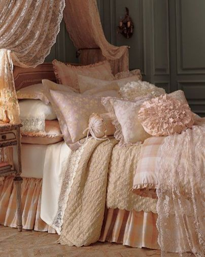 30+ Modern Shabby Chic Bed Canopy Designs Ideas