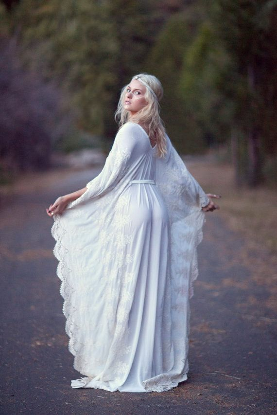 Ultimate Boho Wedding Dresses: The Bohemian Bride see more at http ...