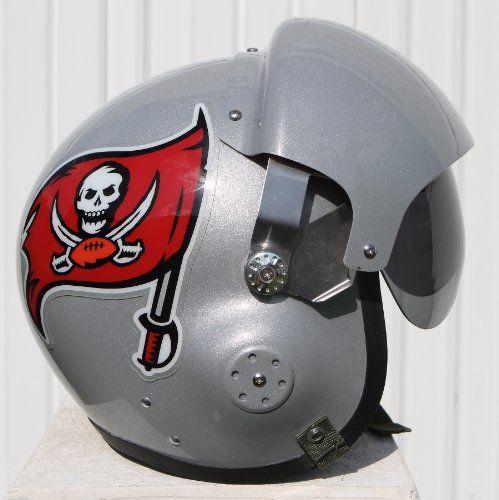 1a5d2555c Tampa Bay Buccaneers Motorcycle Helmets   Cool Buccaneers Fan Gear ...