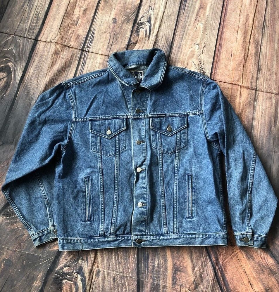 Harley Davidson 95th Anniversary Denim Blue Jean Jacket L Ebay Blue Jean Jacket Jackets Jean Jacket [ 1000 x 954 Pixel ]
