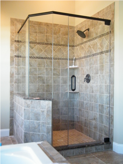 Another Shower Design Installation Job By Showerman Here Is An