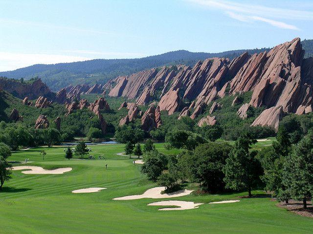 Arrowhead Golf Course, Colorado