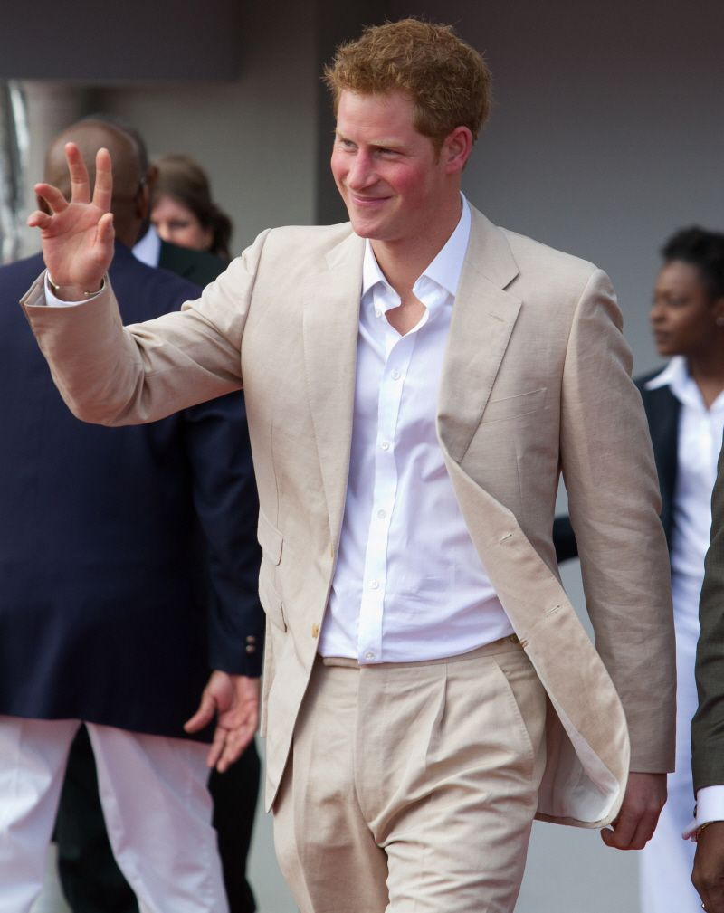 Sun journalist who witnessed prince harry's exploits first