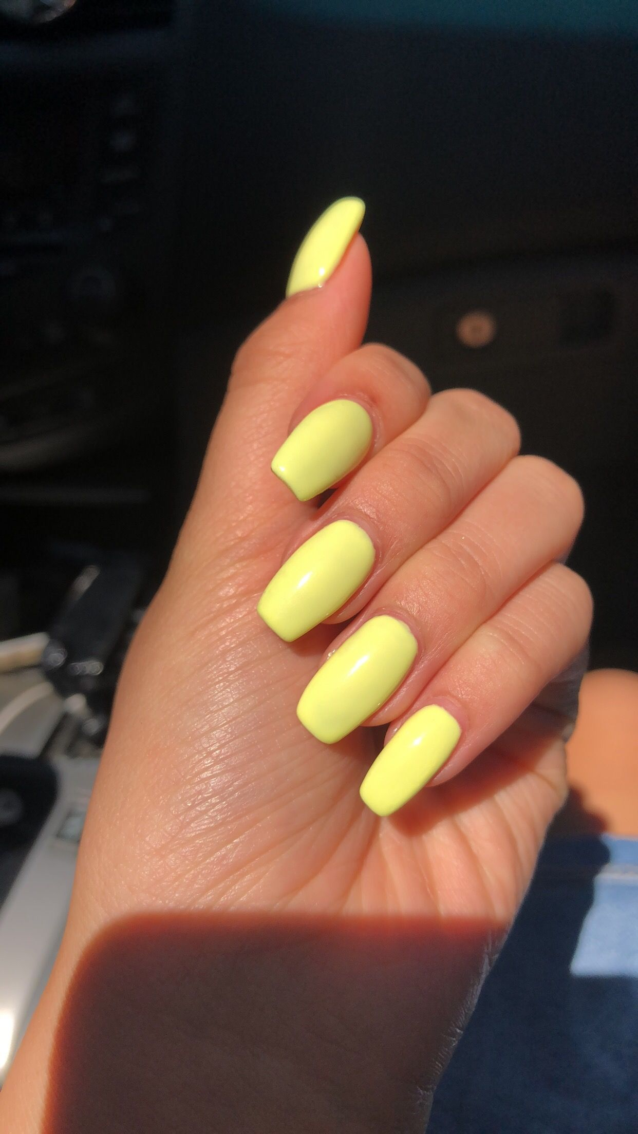 Pastel Yellow Acrylic Nails Nails Yellow Pastel Nails Acrylic Nails Pastel Acurlic Nails