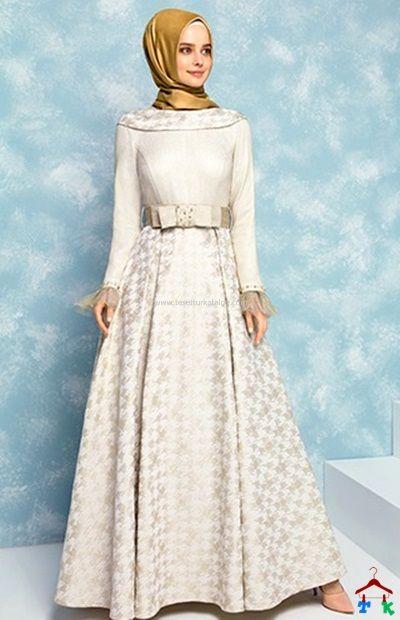 2015 Armine Abiye Elbise 2015 Yaz Yaz The Dress Islami Moda Elbise