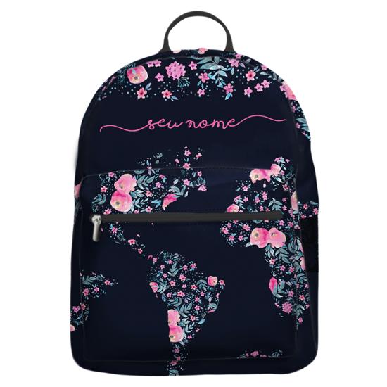 0c61f8ebe Mochila Gocase Bag - Folhas Noturnas Manuscrita v roku 2019 | back pack |  Backpacks, Fashion backpack a Bags