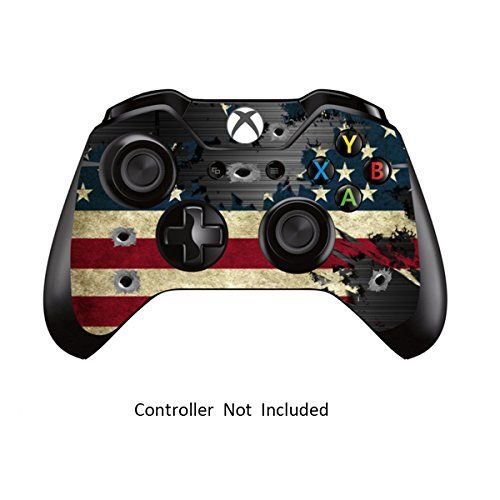 Skins Stickers For Xbox One Games Controller Custom Orginal Xbox 1 Remote Controller Wired Wireless Protective Vinyl Xbox One Game Controller Video Games Xbox
