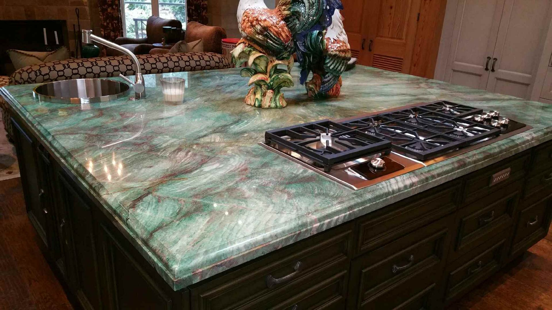 Louis Blue Granite