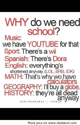 Best 25+ Funny Quotes About School Ideas On Pinterest
