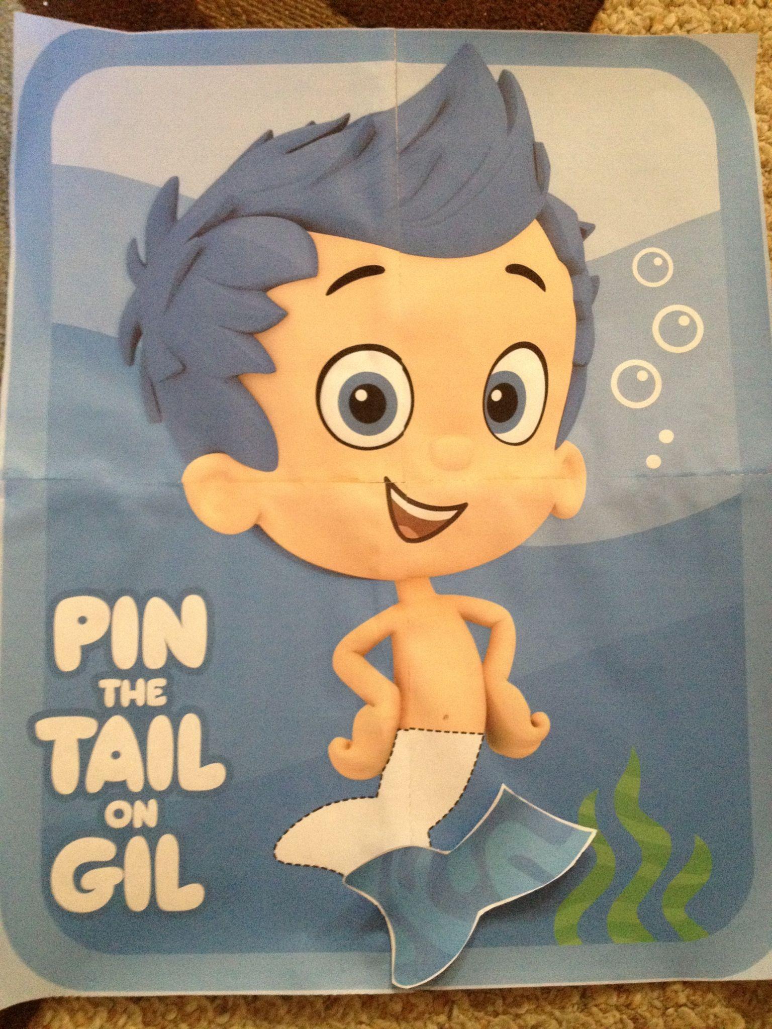 Bubble guppie game AWEEEE | Birthday ideas | Pinterest | Bajo el mar ...