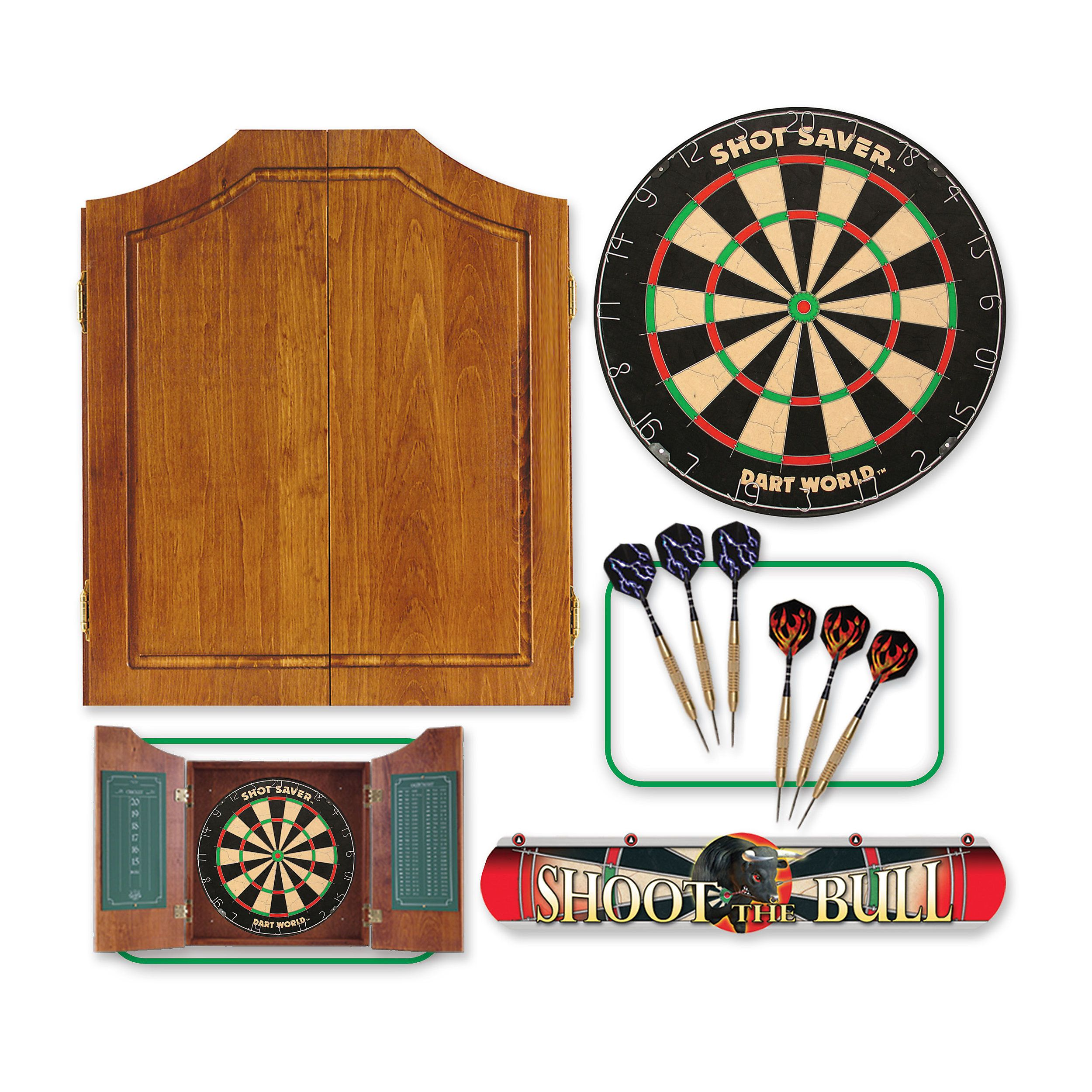 30+ Dart games to play at home mode