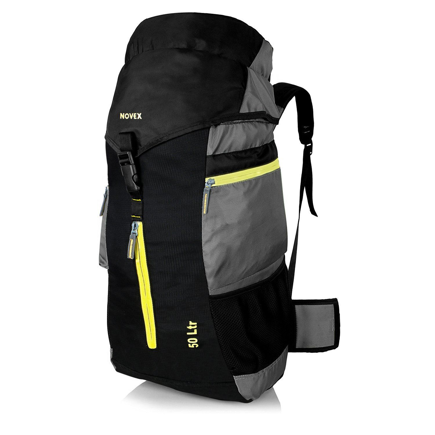 4ca42f6c4 Novex Voyage 50Ltr Grey Hiking Bag. Find this Pin and more on South India  Tour Shop ...