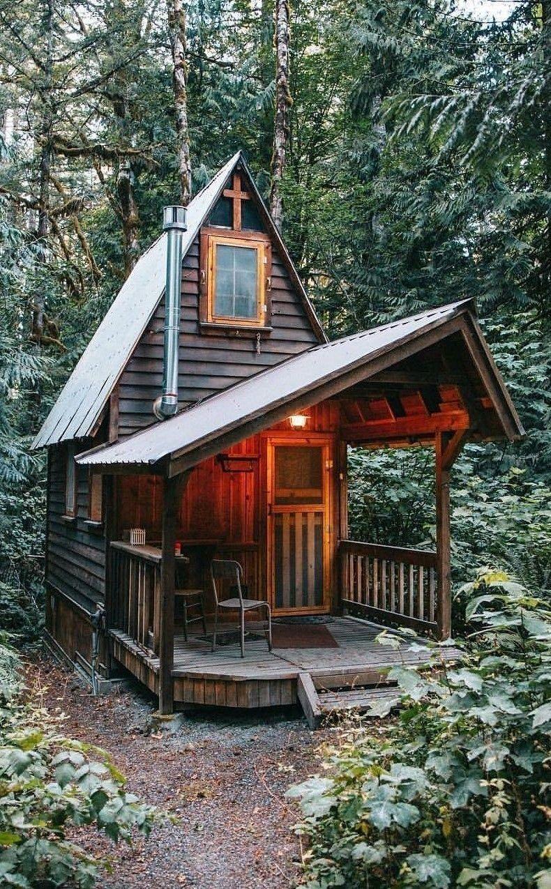 Mini Chalet En Bois 56 tiny house plans idea for your family | maisons