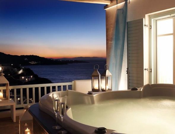 Bill & Coo Suites and Lounge - Mykonos