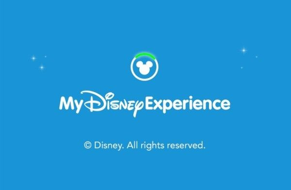 My Disney Experience Updated, More User Friendly Disney