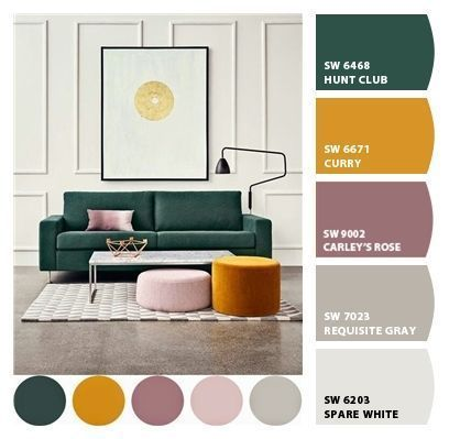 Photo of Paint colors from ColorSnap by Sherwin-Williams #colorsnap #colors #livingr