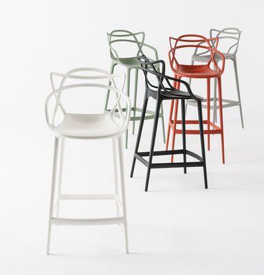 Kartell Masters Bar Chair Grey Made In Design Uk Bar Stools Bar Furniture Bar Chairs