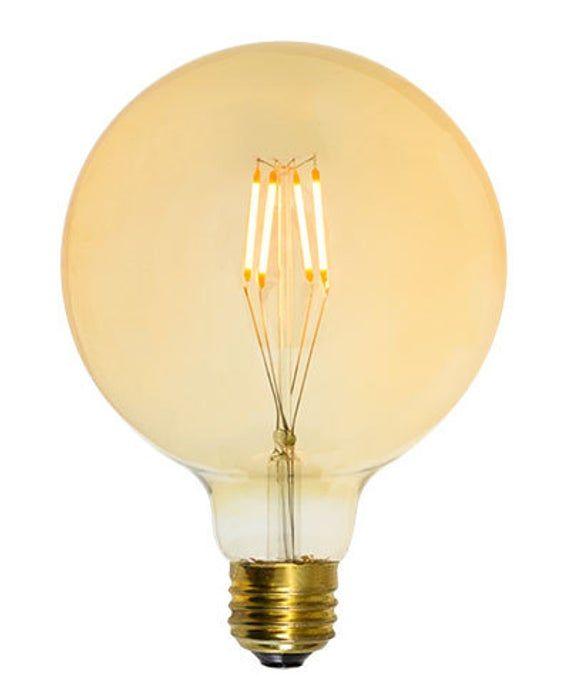 Modern Low Energy Light Bulbs Led