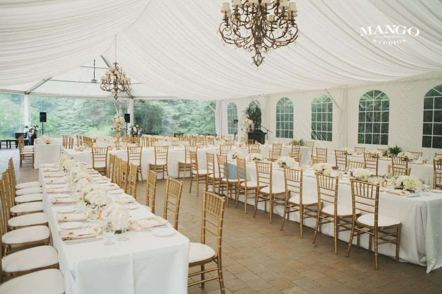 #wedding #weddinginsparation #reception #photography #weddingidea #tent #green #white #elegant #chandelier Venue: #nestletonwaters  Photography by: #mangostudios