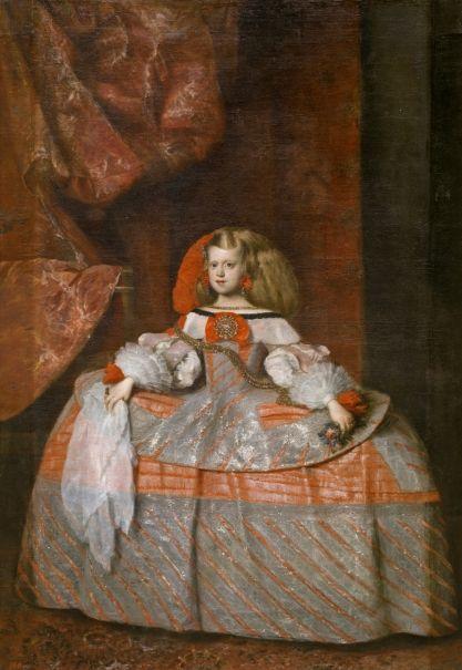 88bab7d31 La infanta doña Margarita de Austria - Colección - Museo Nacional del Prado