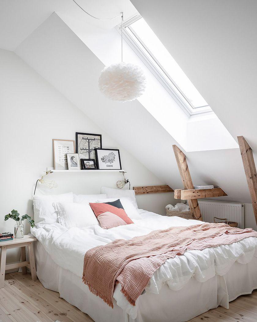 Un appartement à la déco naturelle et lumineuse   Shake My Blog ...