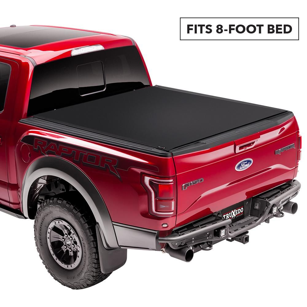 Truxedo Sentry Ct Tonneau Cover 08 15 Nissan Titan 8 Ft Bed With Or Without Utili Track System 1508816 The Home Depot Tonneau Cover Truck Bed Covers Gmc Trucks