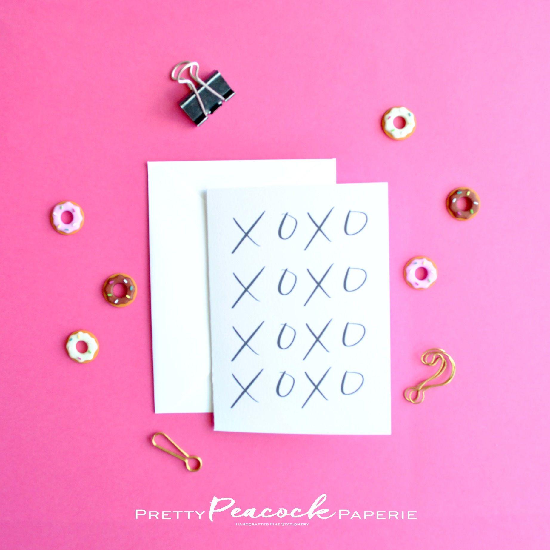 Xoxo greeting card love cards love greeting card wedding greeting xoxo greeting card love cards love greeting card wedding greeting card anniversary kristyandbryce Choice Image