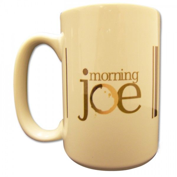 Morning Joe Coffee Mugs Msnbc - MORNING WALLS
