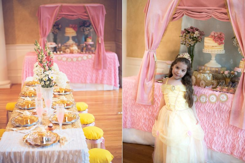 Beauty And The Beast Party Ideas Belle Party Pinterest Beauty Adorable Belle Party Decorations