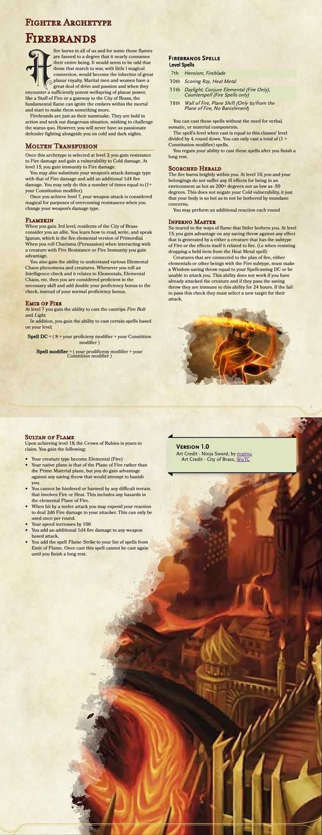 Conjure Elemental 5E : The roll initiative for the elemental which has its own.