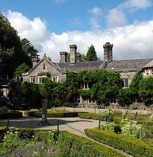 Castle Gwydir. Belonging to LLewelyn Fawr Ap Iorwerth or The LLewelyn (the Great)  First King of Wales!
