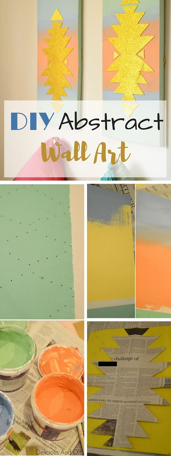 15 Home Decor Splurges That Are a Lot Cheaper to DIY Than Buy | Wall ...