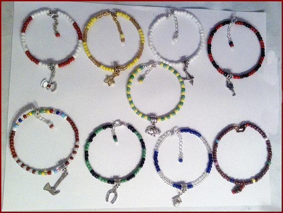 Santeria Yoruba STEEL Bracelet Idde\u0027 for by tiendaAmerican,