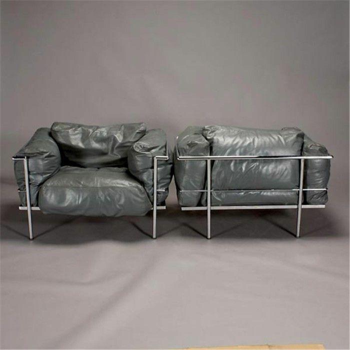 Le Corbusier Furniture Have An Iconic Status Since The 30s Le Corbusier Furniture Corbusier Furniture Le Corbusier