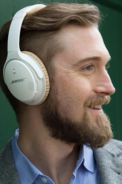 Bose Soundlink Around Ear Wireless Headphones Ii White Bose Headphones Bose Speaker Bose Home Theater Bose Sou Wireless Headphones Headphones Bose Headphones